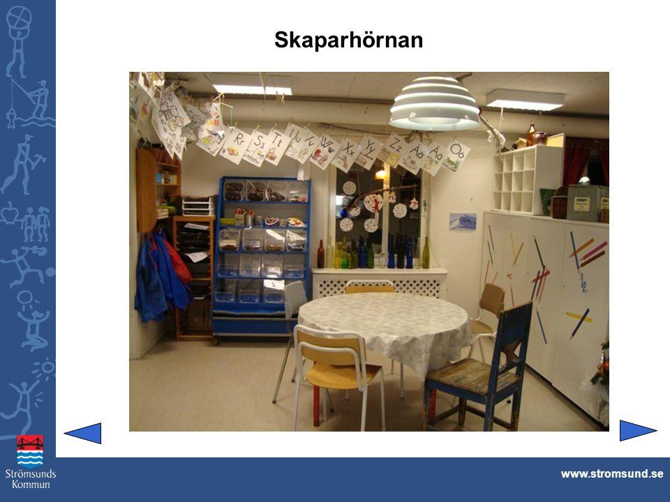Skaparhörnan www.stromsund.se