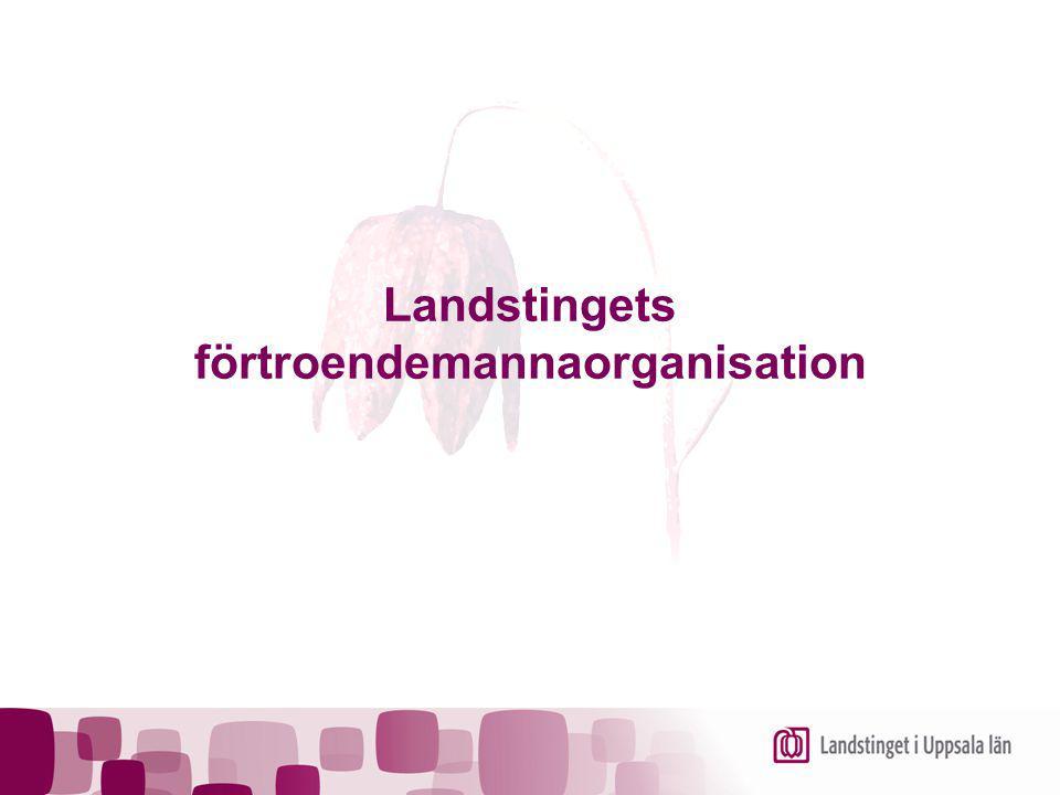 Landstingets förtroendemannaorganisation