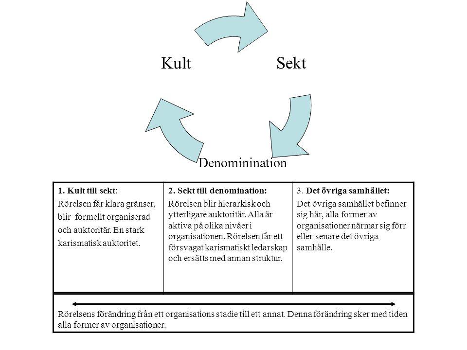 Sekt Denominination Kult 1.