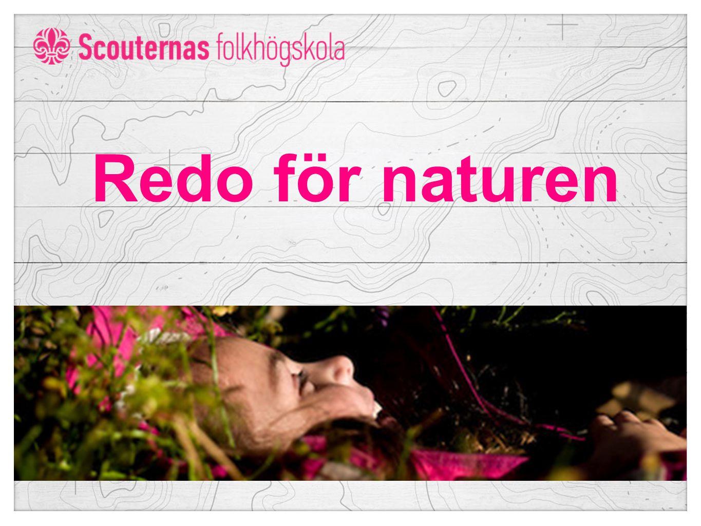 Redo för naturen