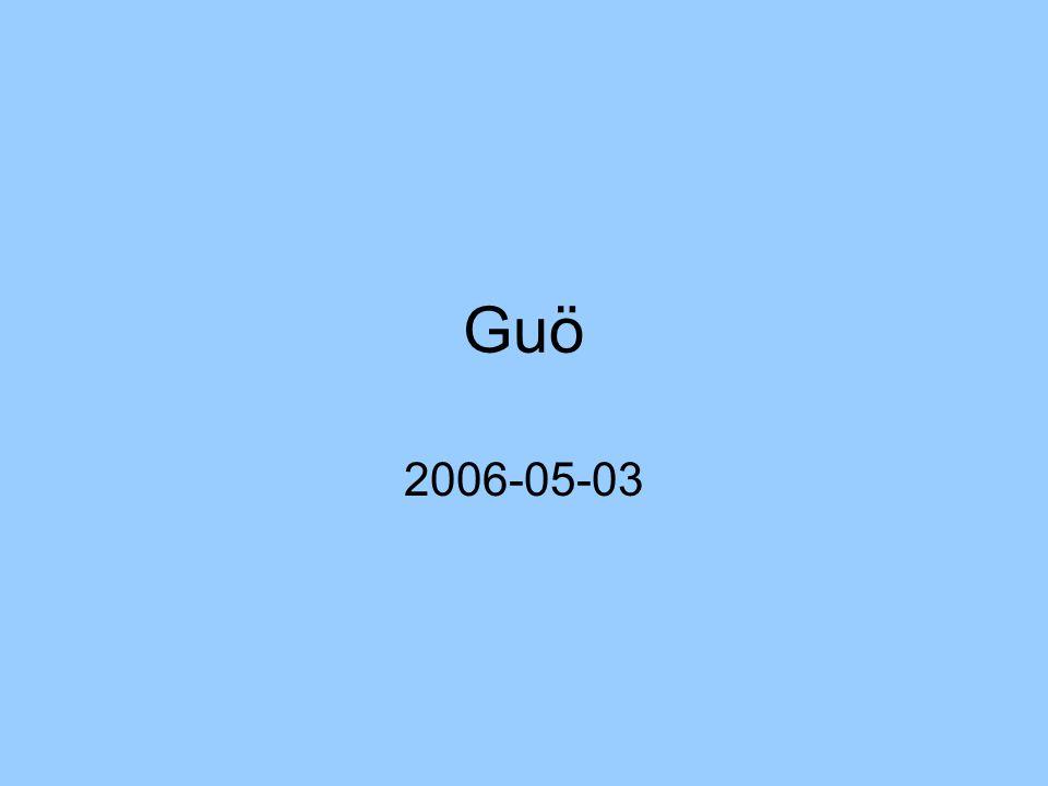 Guö 2006-05-03