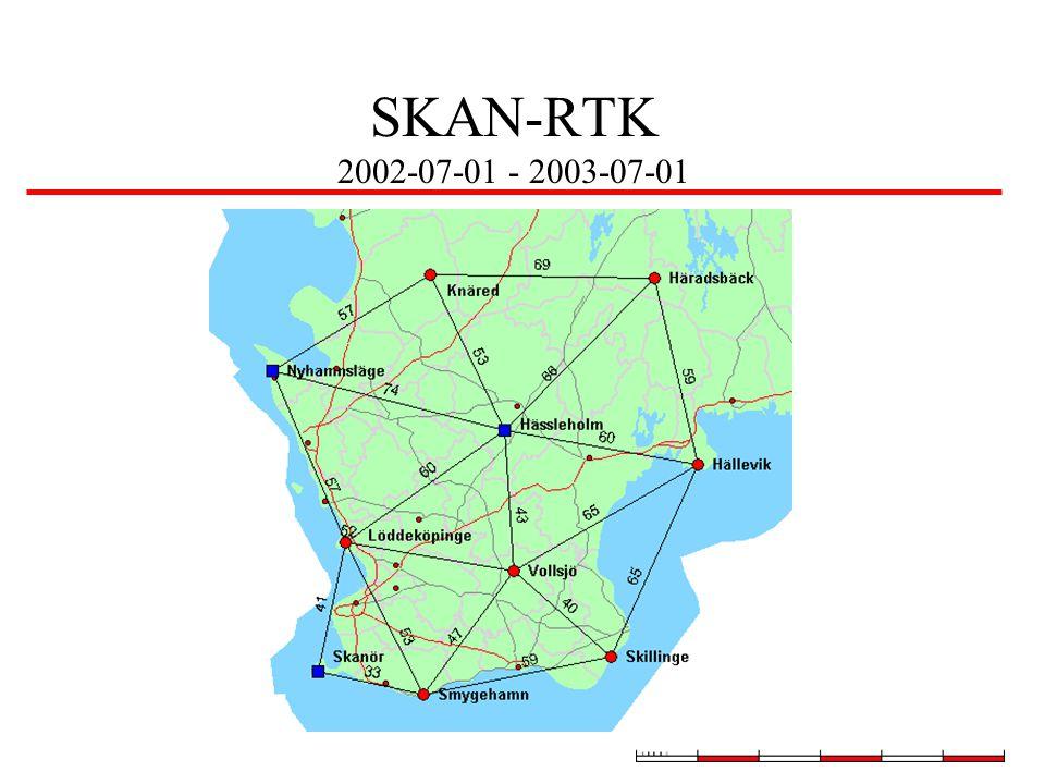 SKAN-RTK 2002-07-01 - 2003-07-01