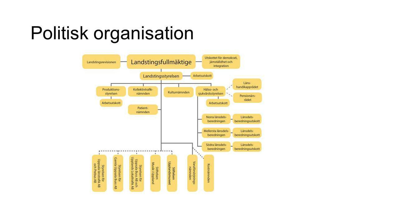 Politisk organisation