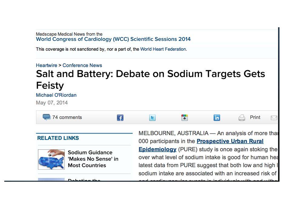 PURE-sodium Inget bevis för att reducera mer än måttligt när det gäller hårda endpoints