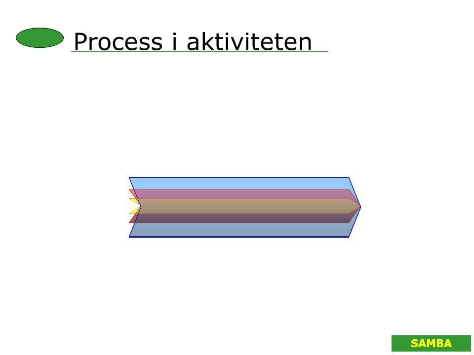 SAMBA Process i aktiviteten