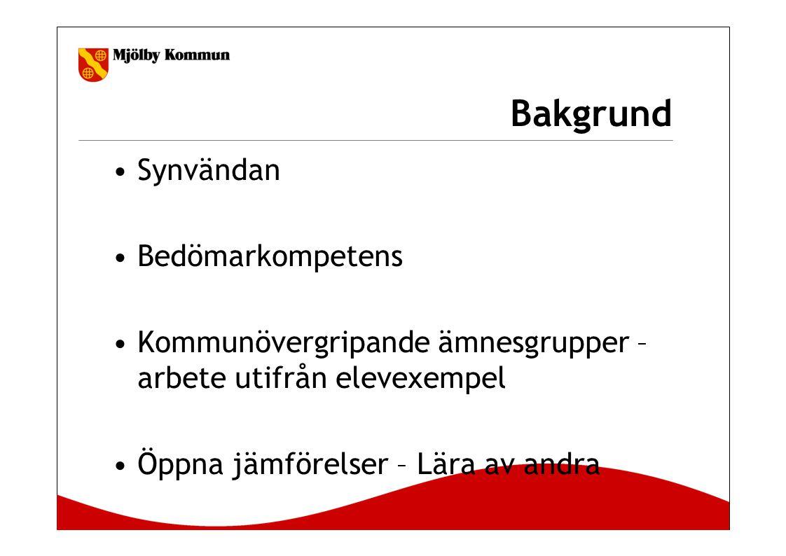 2010-06-22 5/X Våren 2010 Beslut om gemensamt resultatuppföljningssystem Excel-ark Varje rektor rapporterar in sina resultat på sin flik efter läsårets slut