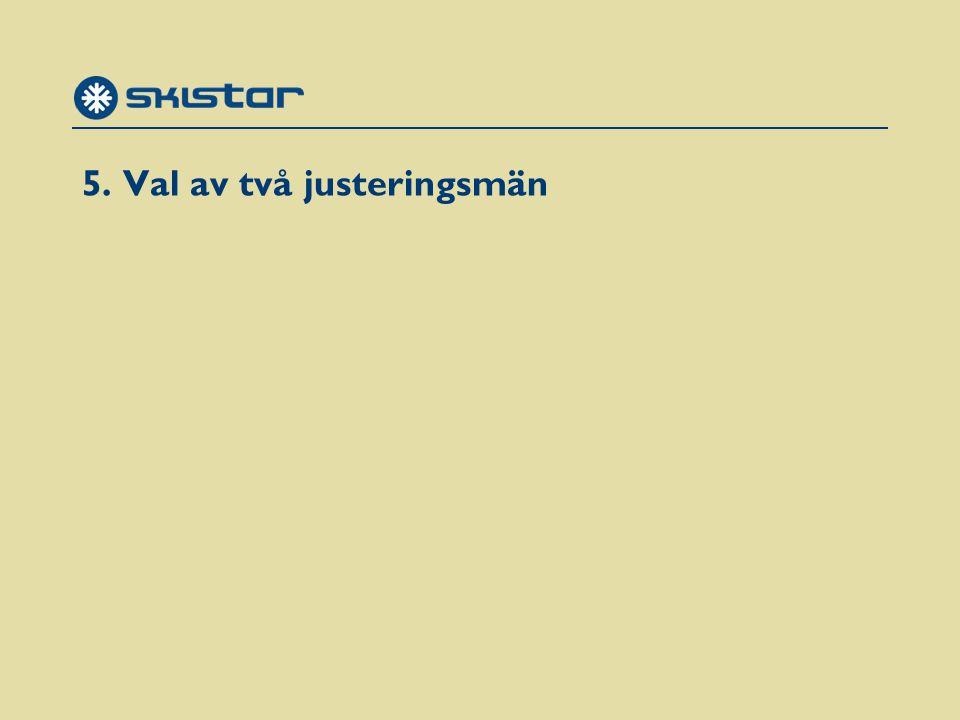 Framtid Hemsedal Stark tillväxt och kraftigt ökad lönsamhet de senaste åren 65% ägande i Hemsedal Booking AS, option på resterande Två skiduthyrningar från nästa säsong Kraftig ökning av veckogäster Norges största barnområde säsongen 2004/05 Exploateringsmark för bäddtillväxt säkrad Stor potential