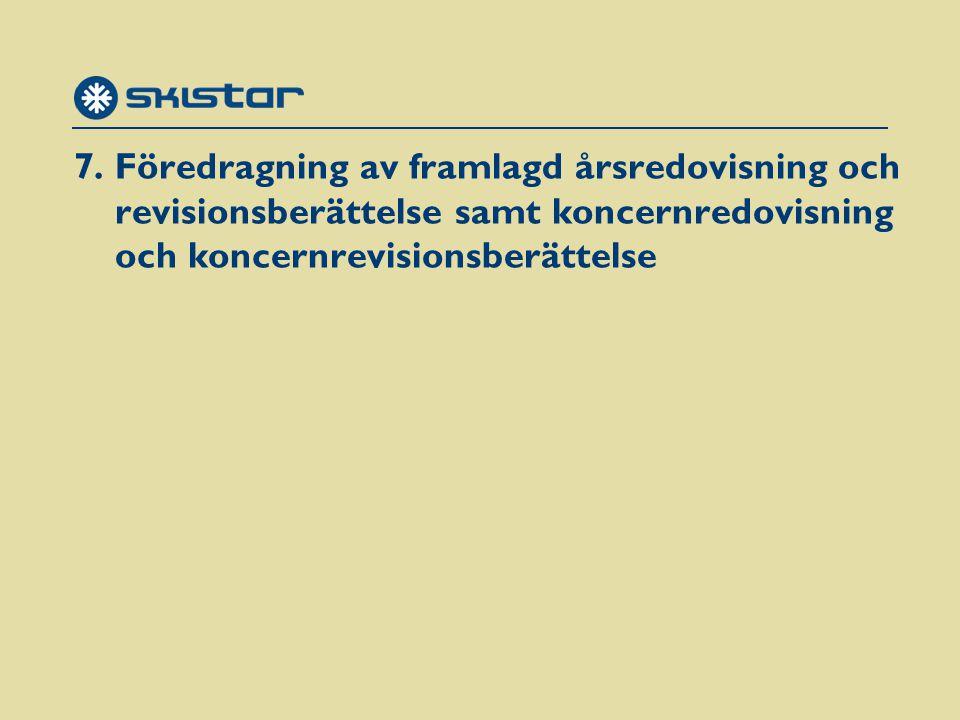 Aktuellt försäljningsläge V50/04 Sålda objektsnätter Sälen+ 1% Vemdalen- 1% Åre+11% Hemsedal+13% Koncernen totalt + 4%
