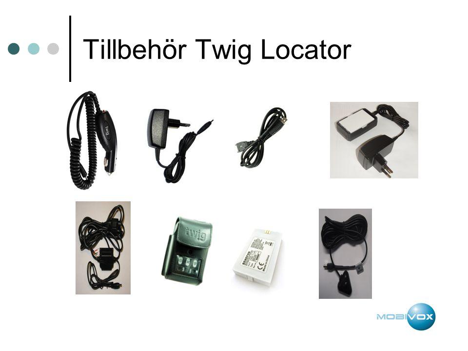 Tillbehör Twig Locator