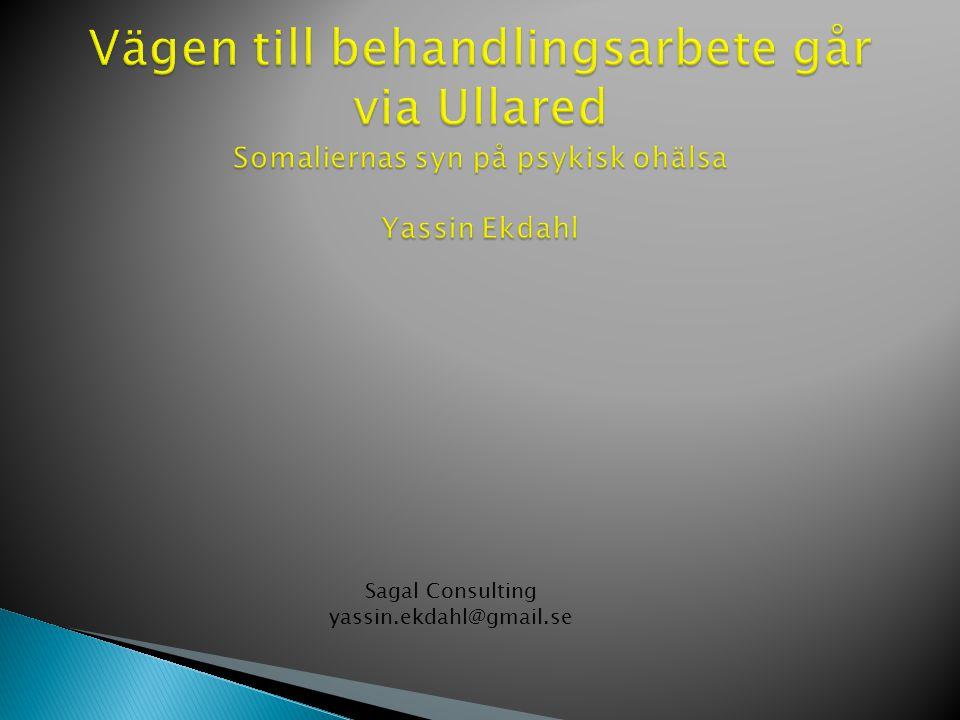 Sagal Consulting yassin.ekdahl@gmail.se