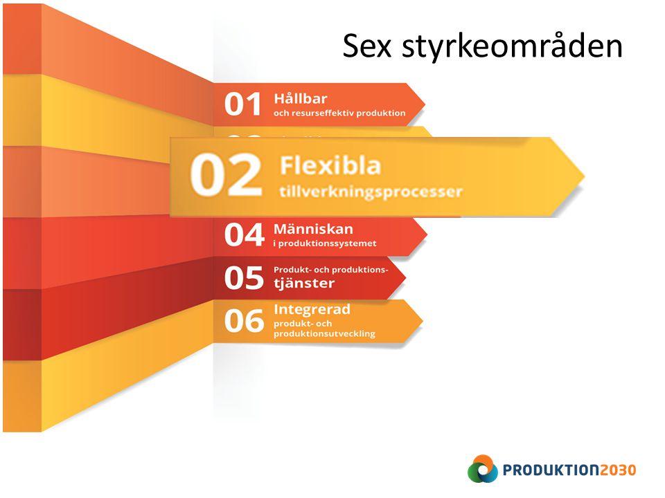 ÅF RAPPORTEN/CITAT Sex styrkeområden