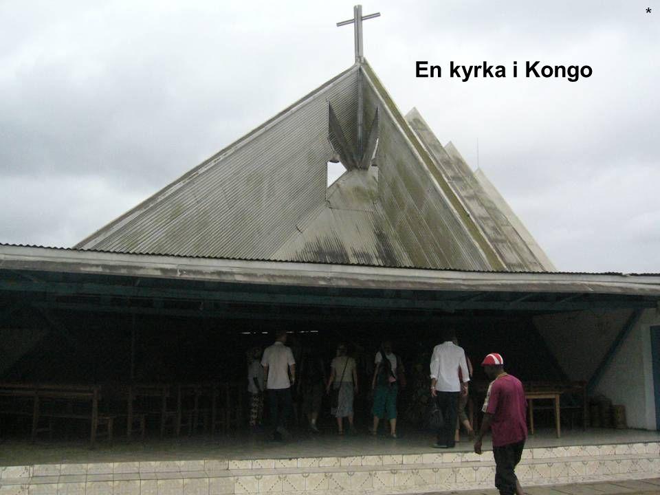 En kyrka i Kongo *