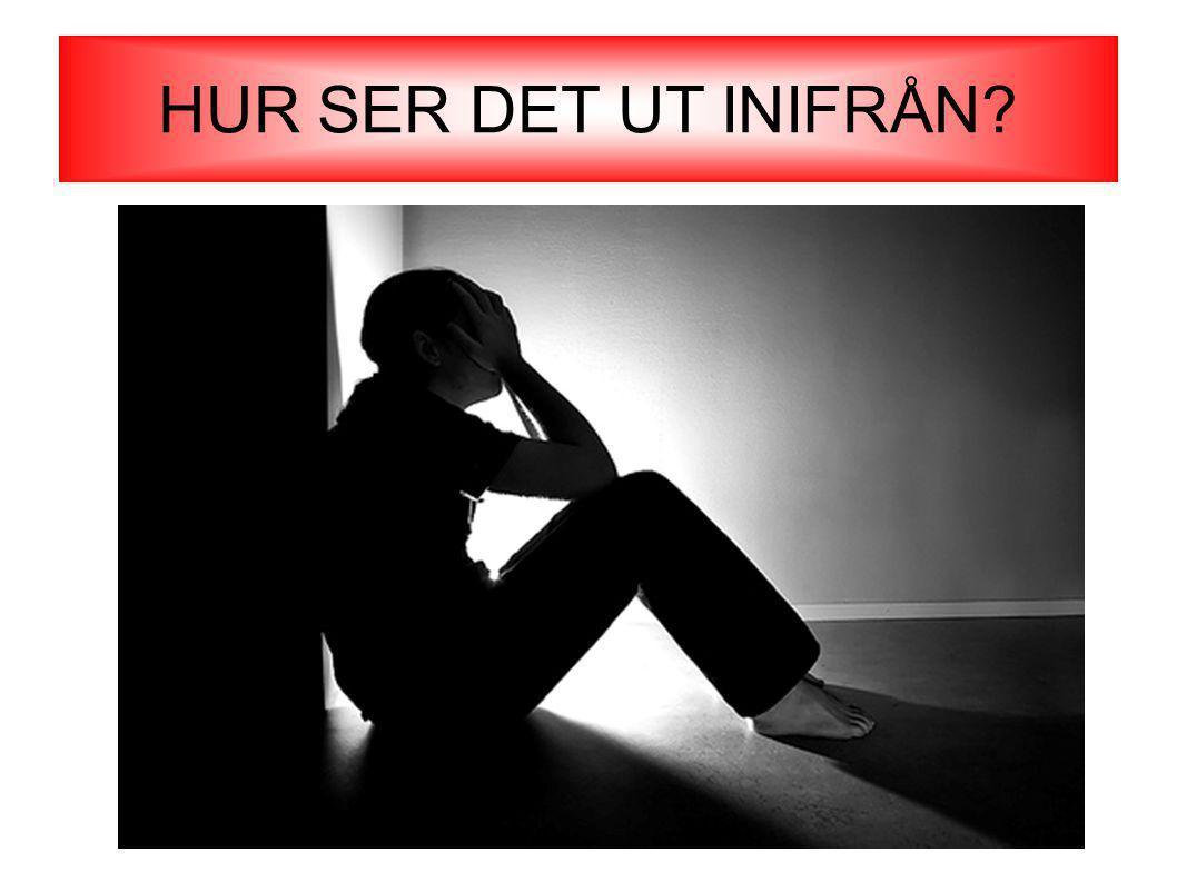 HUR SER DET UT INIFRÅN