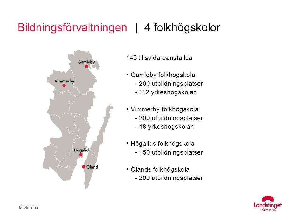 Ltkalmar.se Landstingsservice  377 tillsvidareanställda  Administration / Upphandling  Logistik (Förråd, tvätteri m.m) - 8-10 ton tvätt varje dag.