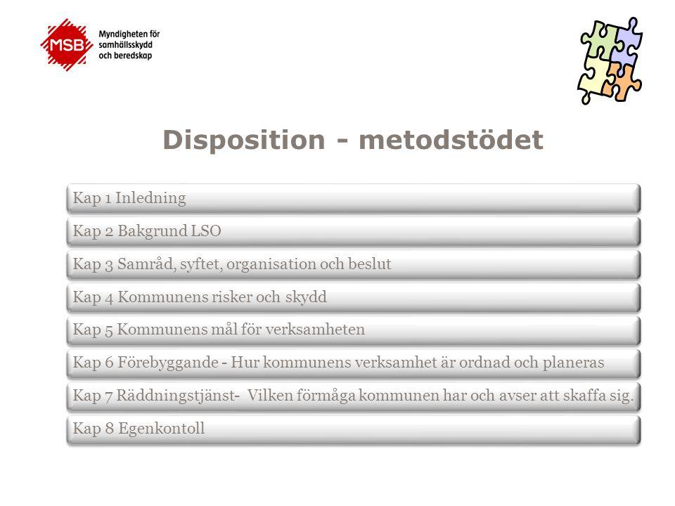 Kap 6 förebyggande ordnad och planeras 1.Framgår kommunens organisation för den förebyggande verksamheten.