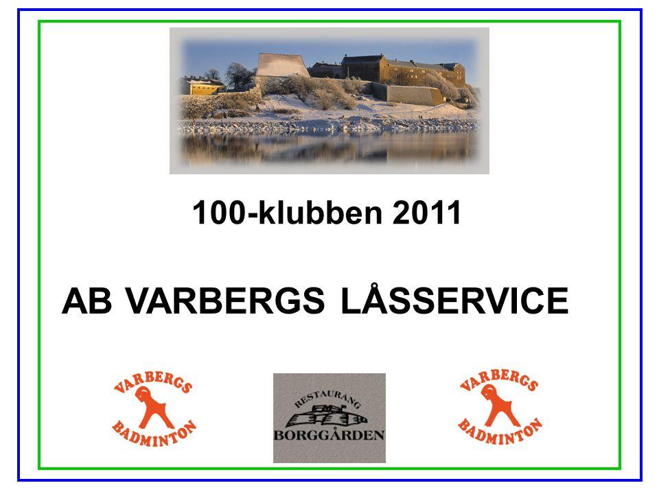 AB VARBERGS LÅSSERVICE