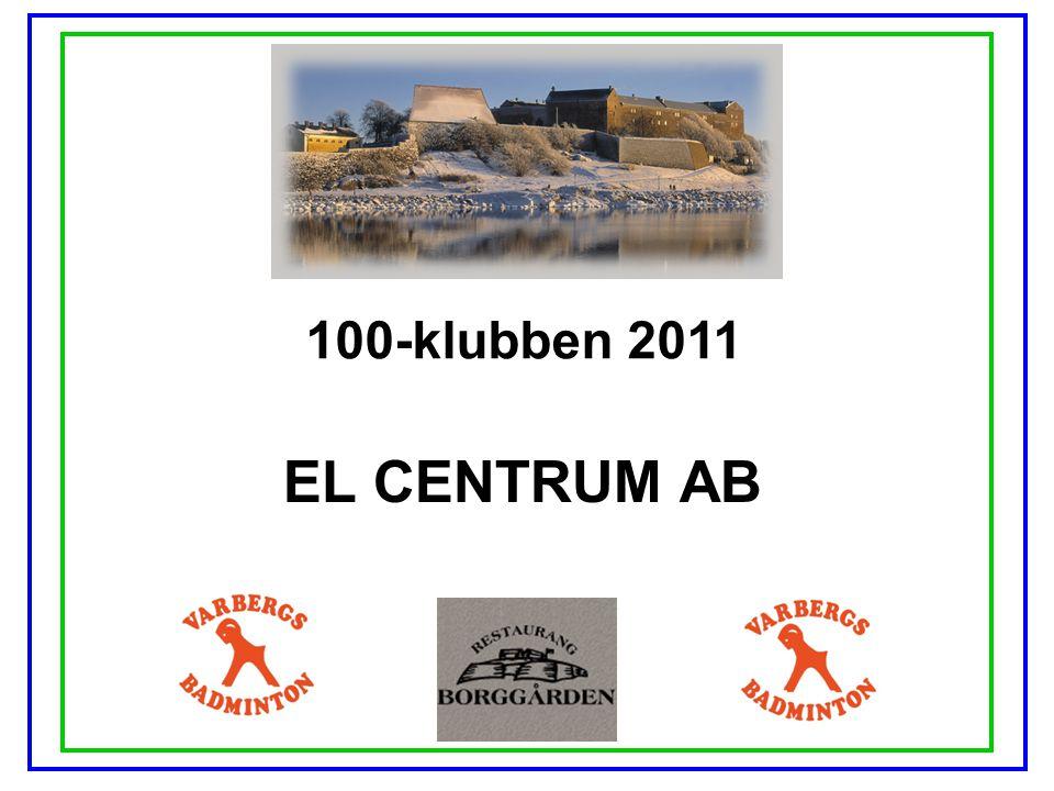 EL CENTRUM AB