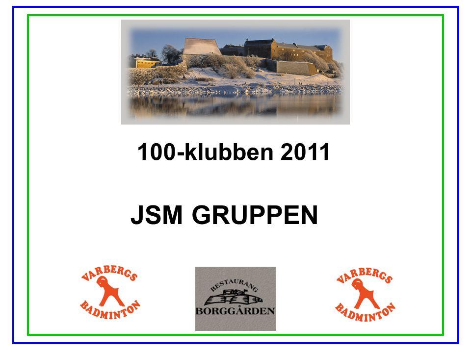 100-klubben 2011 JSM GRUPPEN