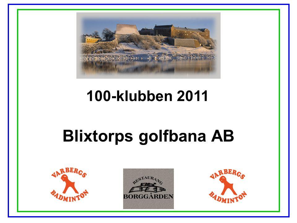 Blixtorps golfbana AB