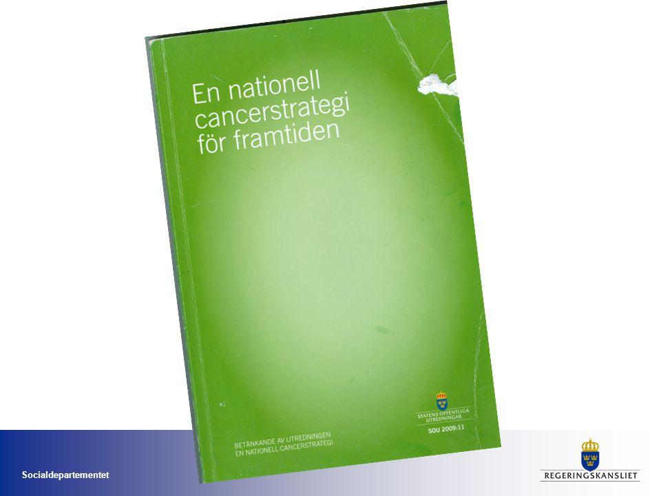 Projekt inom Nationell cancerstrategi 2010 1.