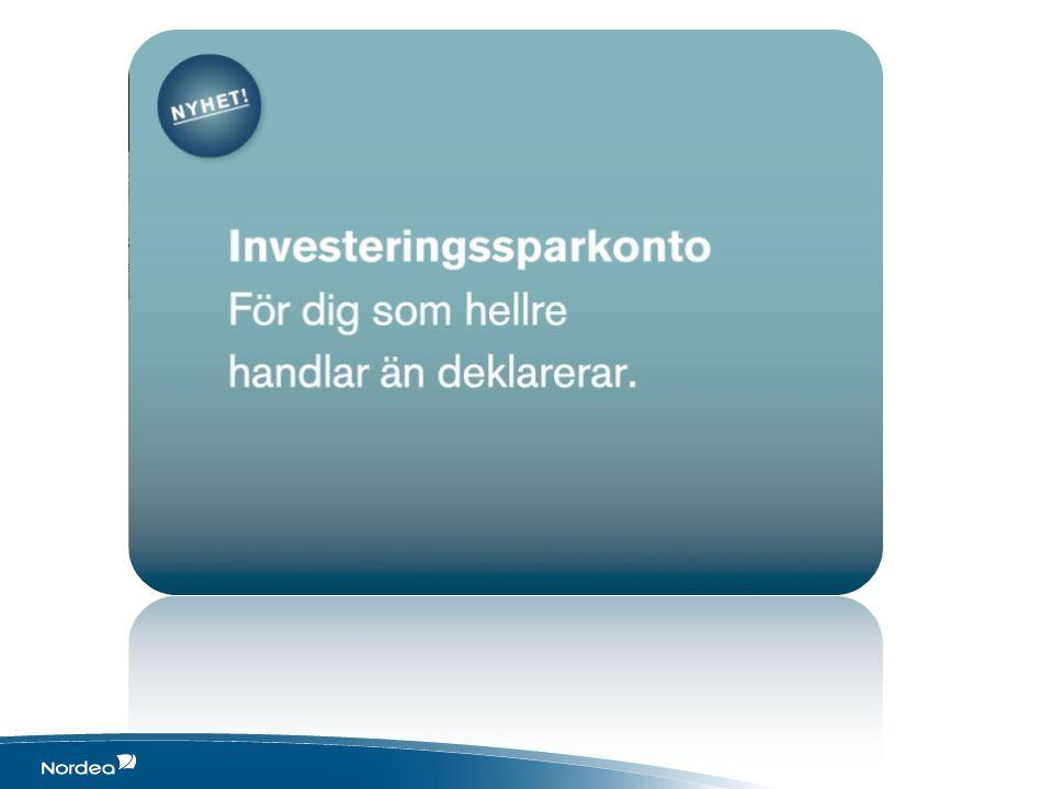 3 Vad är ett Investeringssparkonto.