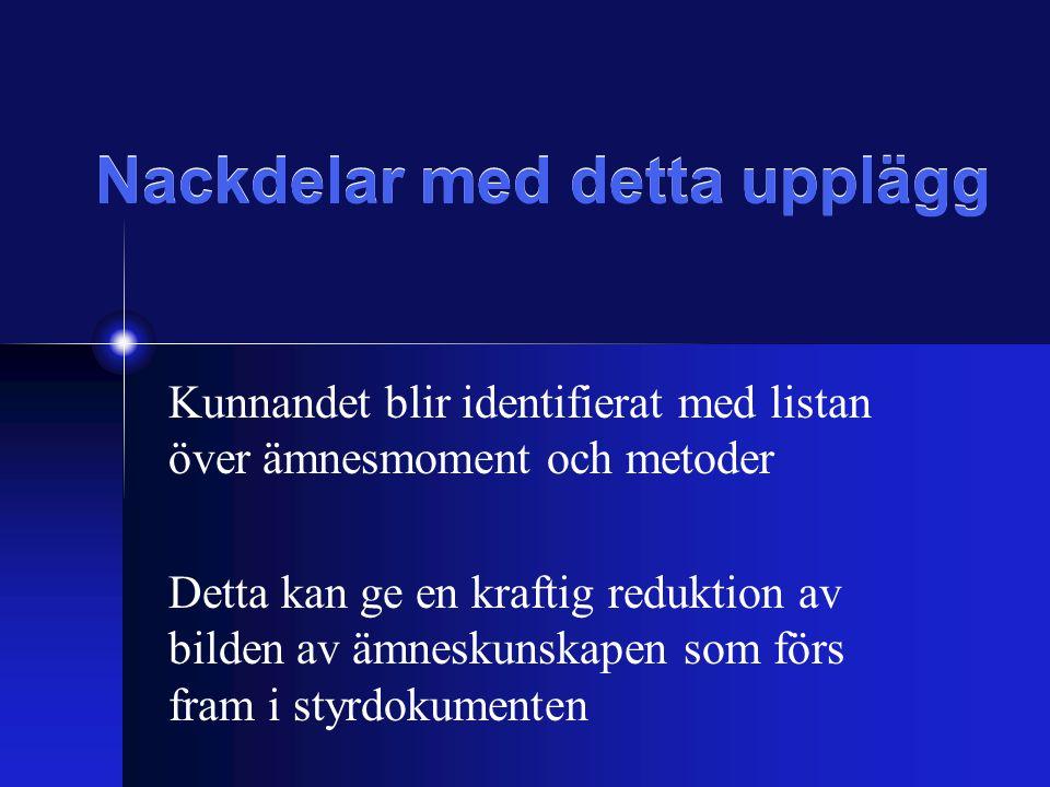 Exempel 2 Uppgift Anders bästa tid på 100 m löpning är 10 sekunder.