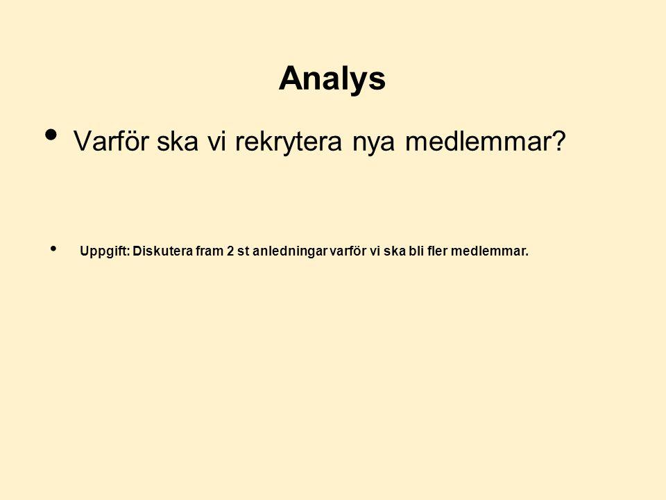 Analys forts.Vilket är Dyslexiförbundet FMLS uppdrag.