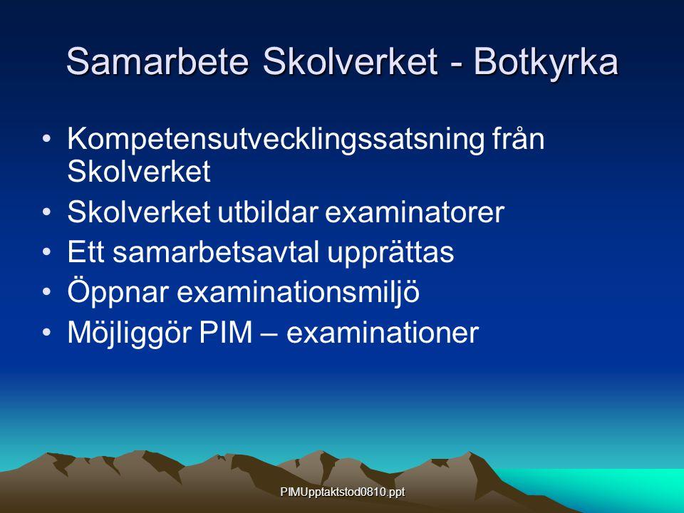 PIMUpptaktstod0810.ppt Varför PIM.