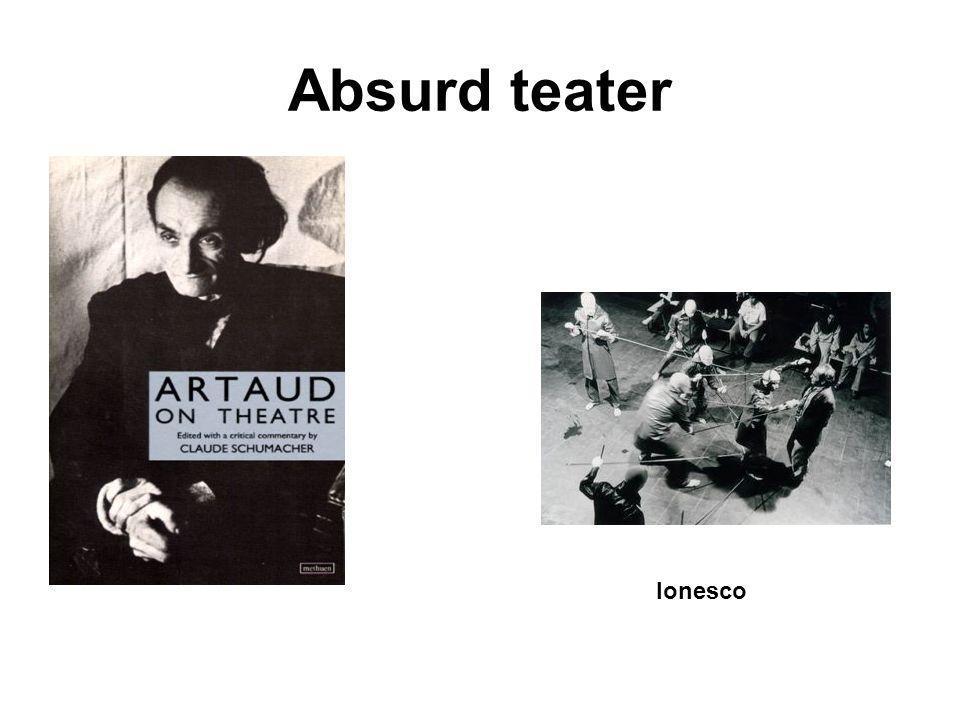 Absurd teater Ionesco