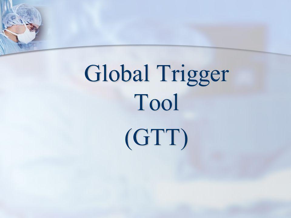 Global Trigger Tool (GTT)