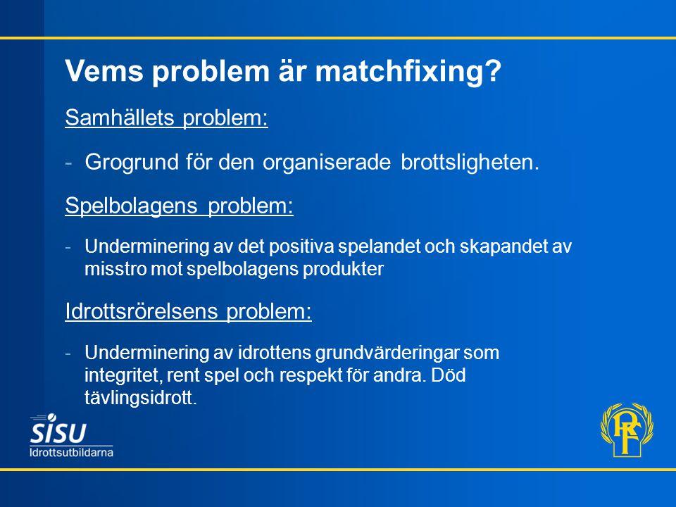 Riksidrottsförbundets åtgärder: Öka kunskapen – information och utbildning.
