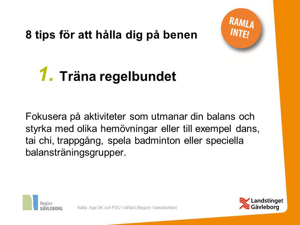 Källa: Age UK och FOU Välfärd (Region Västerbotten) 2.