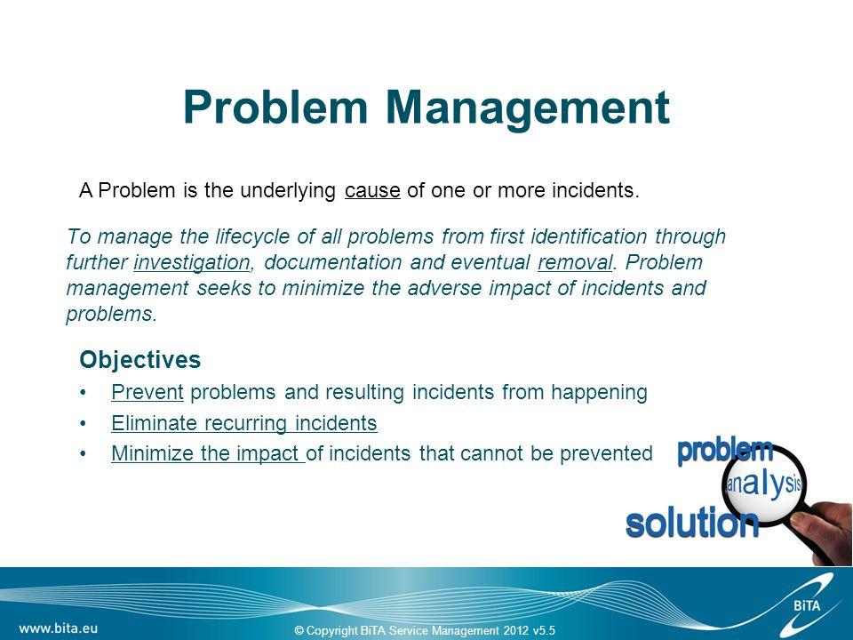 26 PROBLEM MANAGEMENT A GLOBAL FORCE FOR GOOD TACK FÖR MIG Peter.kindbom@bita.euPeter.kindbom@bita.eu 0730 44 22 82