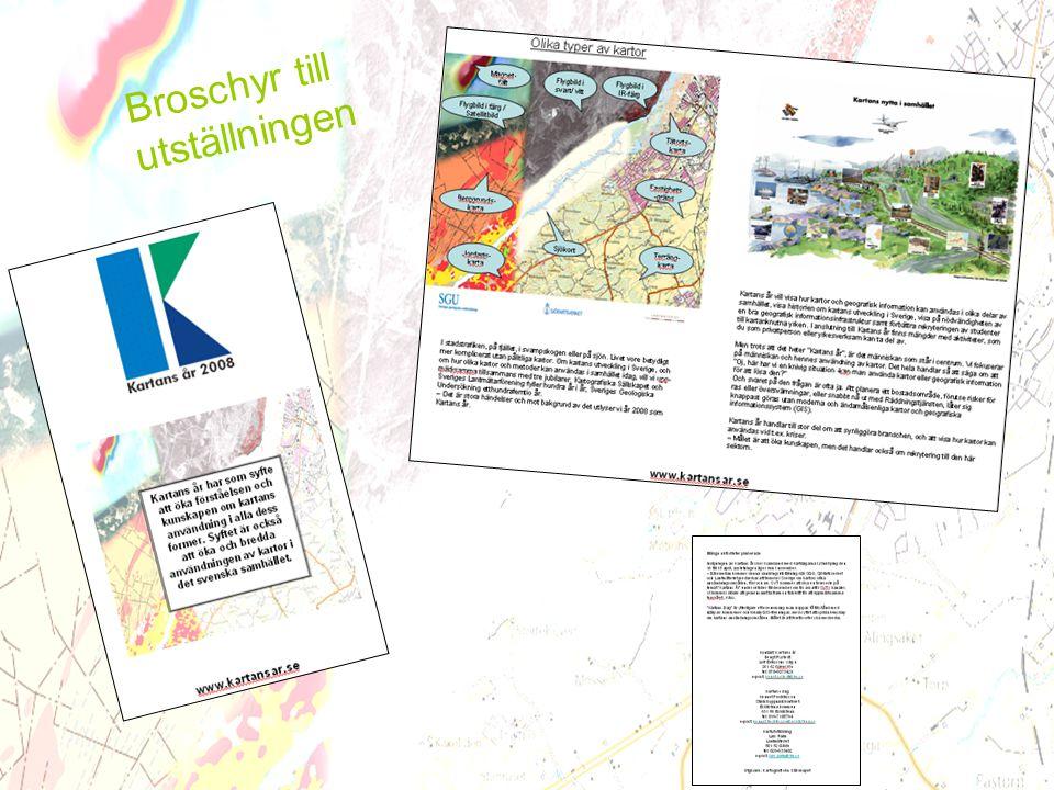 www.kartansar.se Broschyr till utställningen