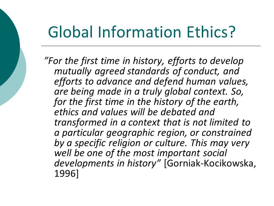 Information = primär social nyttighet  Information och tillgång till data kopplade till vitala intressen  De rättviseprinciper som Rawls stavat ut, gäller distributionen av tillgång till information.