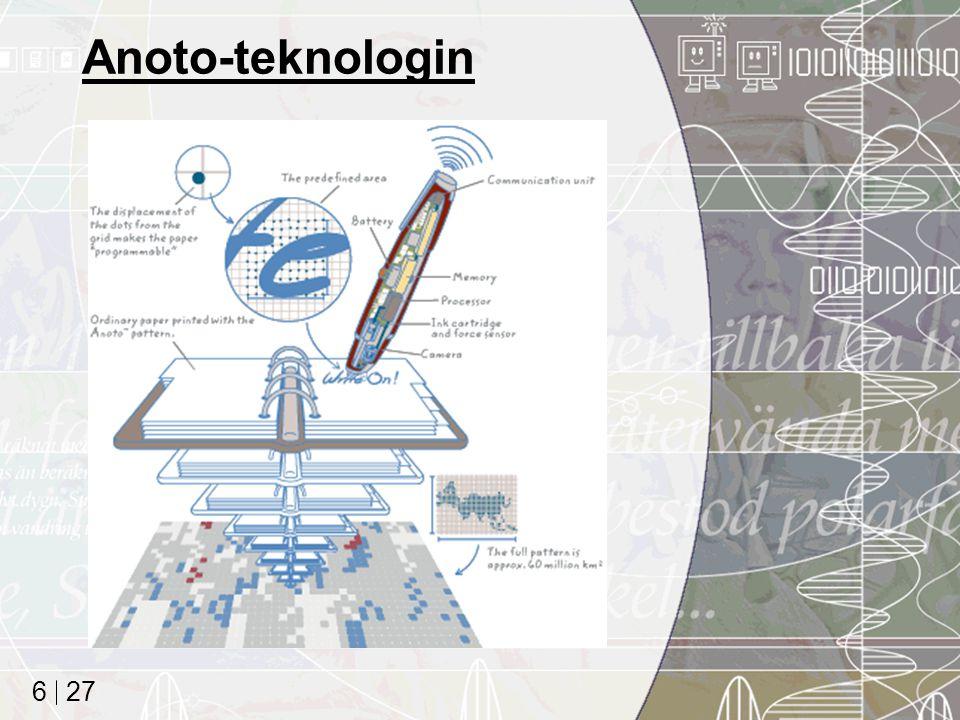 27 Länkar... http://www.extremetech.com/ category2/0,3971,838385,00.asp www.frolundadata.se