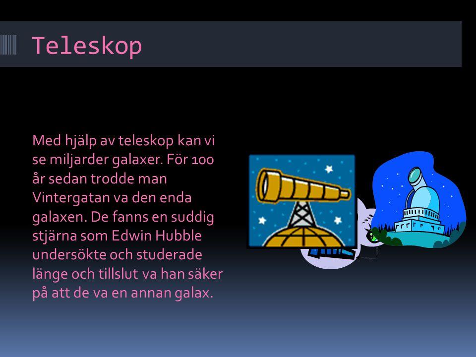 Källor Bilder: Clip Art Fakta: Stora läs och lär om rymden – Marie Tengnäs Rymdboken – Beta Pedagog Wikipedia