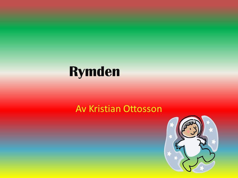 Rymden Av Kristian Ottosson