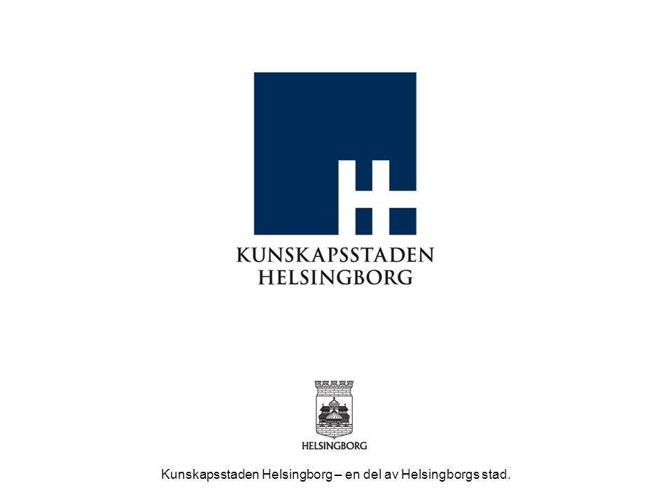 Kunskapsstaden Helsingborg – en del av Helsingborgs stad.
