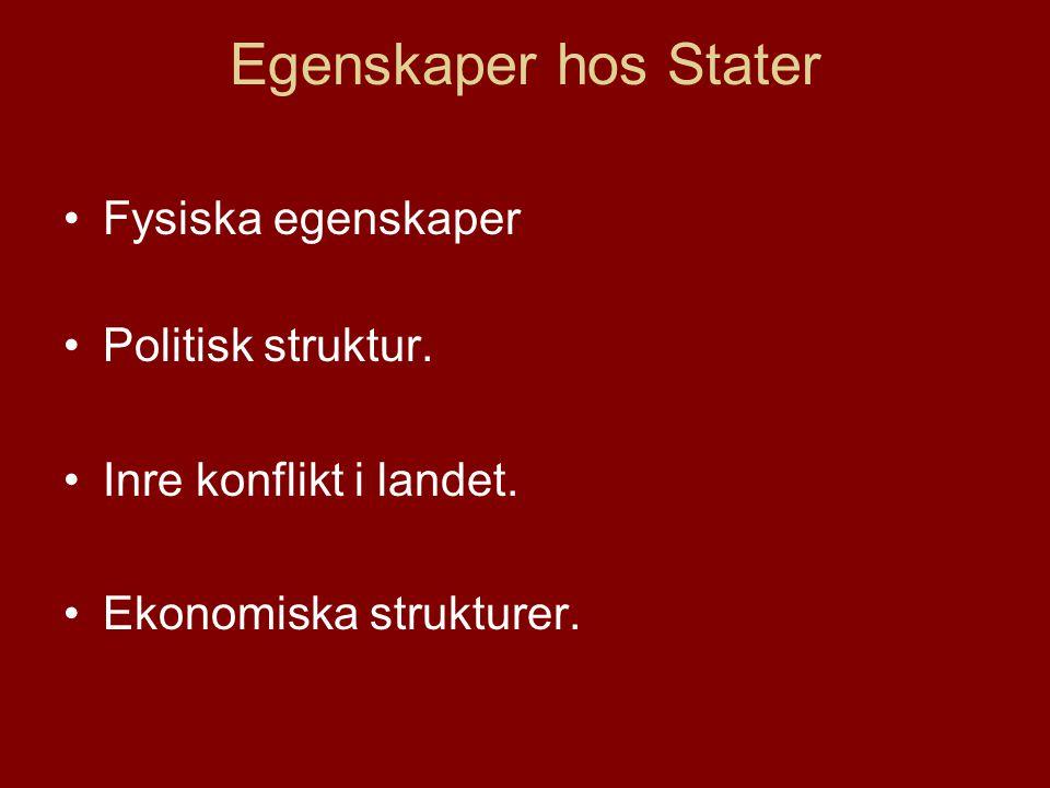 Konflikter mellan icke-statliga aktörer (s.k.