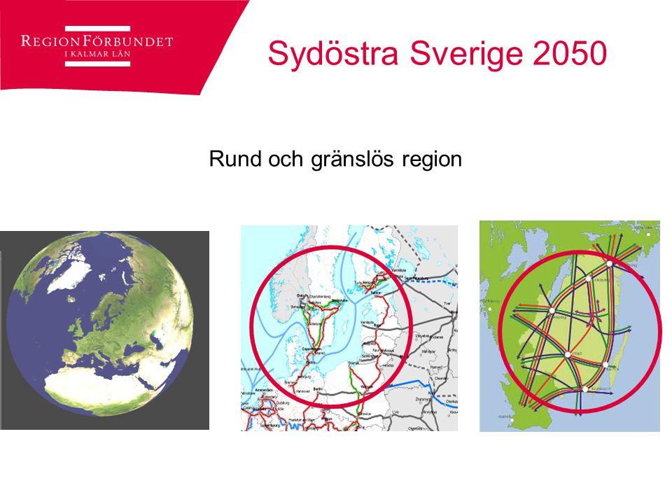 Sydöstra Sverige 2050 Fossilränslefritt i centrum av Östersjön
