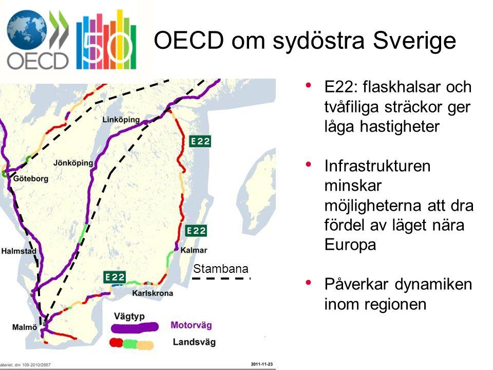 Sydöstra Sverige 2050 Hon har fyllt 46 år ……
