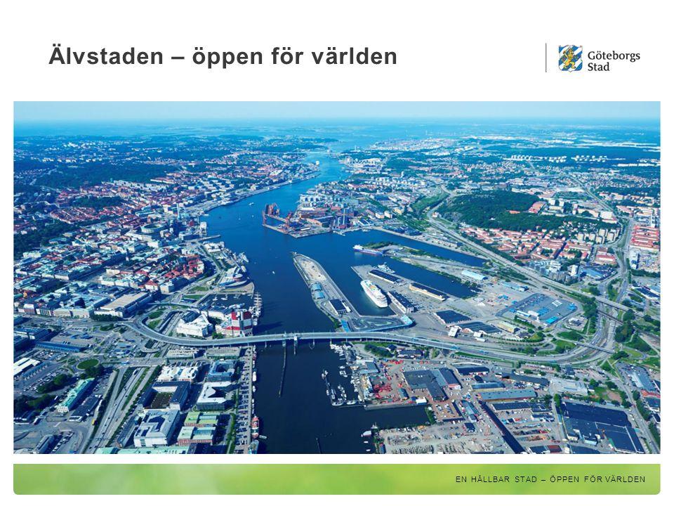 En smart och innovativ stad – med spetskompetens i världsklass Samverkan mellan näringsliv, akademi och samhälle kanaliseras genom tre stora scienceparks: Sahlgrenska, Johanneberg och Lindholmen.