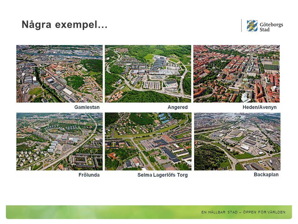 En hållbar stad EN HÅLLBAR STAD – ÖPPEN FÖR VÄRLDEN Social hållbarhet Ekologisk hållbarhet Ekonomisk hållbarhet