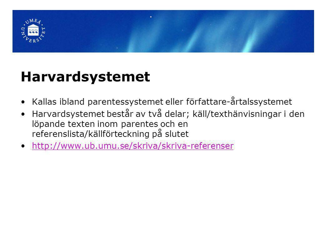 Hur refererar jag till det här bokkapitlet.Ersson, Svante & Wide, Jessika (2001).
