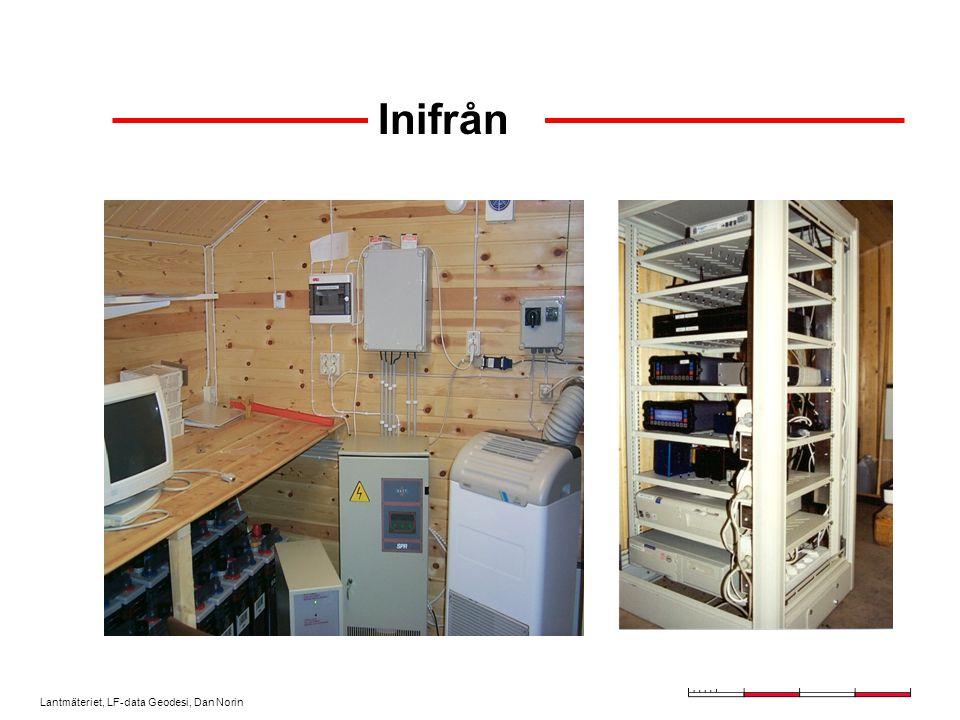Lantmäteriet, LF-data Geodesi, Dan Norin Fullständig station