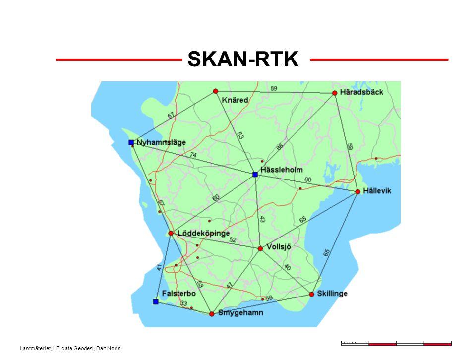 Lantmäteriet, LF-data Geodesi, Dan Norin Position Stockholm- Mälaren-2