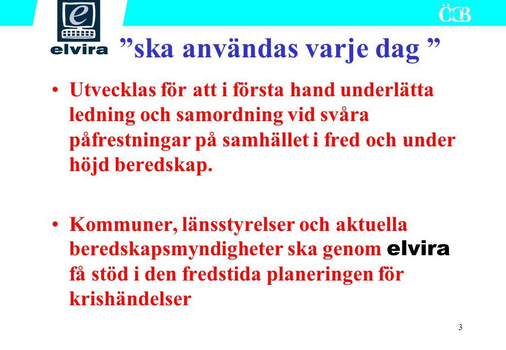 4 Har under 1999 installerats i fyra län (Uppsala, Halland, Kalmar och Skåne) och i 56 kommuner.