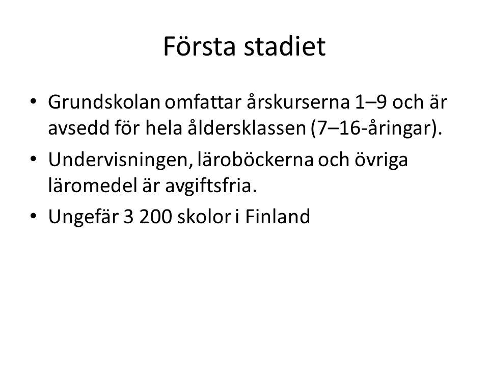 Privata skolor I Sverige friskolor ca 80 privata skolor i Finland Privata skolor undervisar under 2 % av alla elever som deltar i den grundläggande utbildningen.