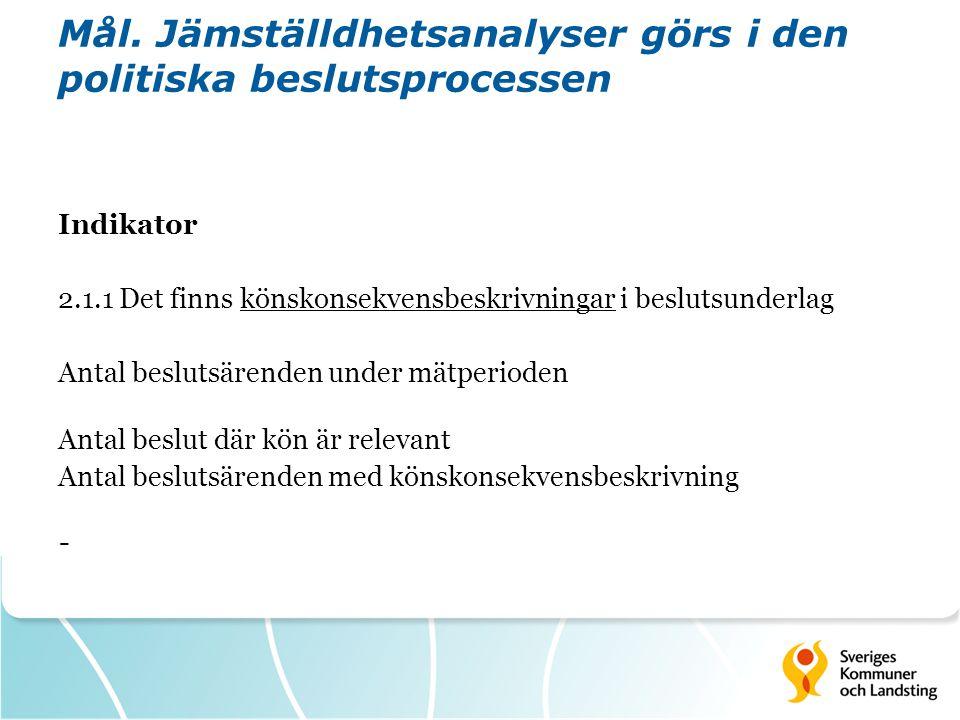JÄMIX ® Nyckeltalsinstitutet